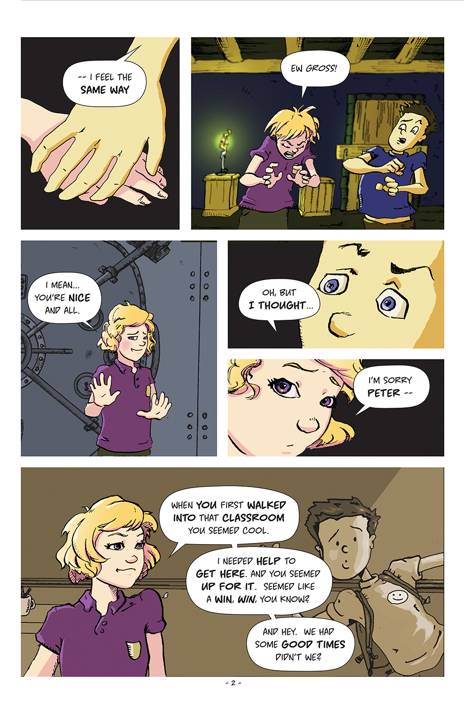 Issue 6, Page 2