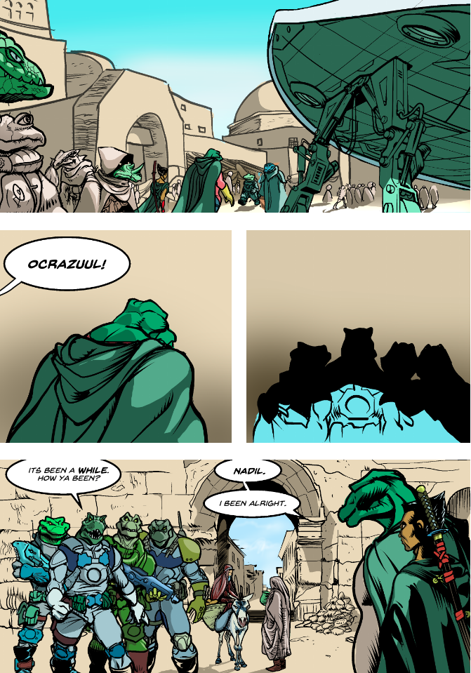 Prince of the Astral Kingdom chapter 2 pg 27