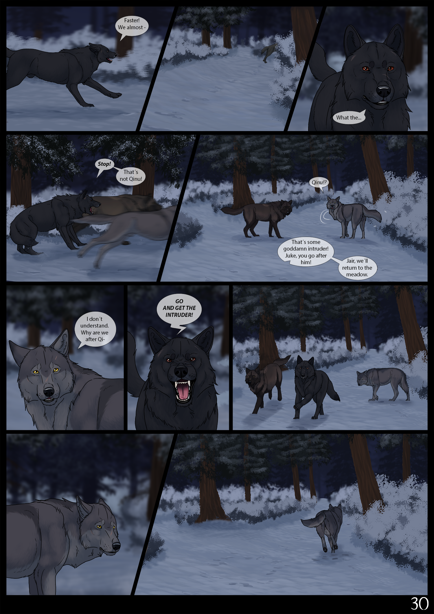 The Wolves of Chena Page 30