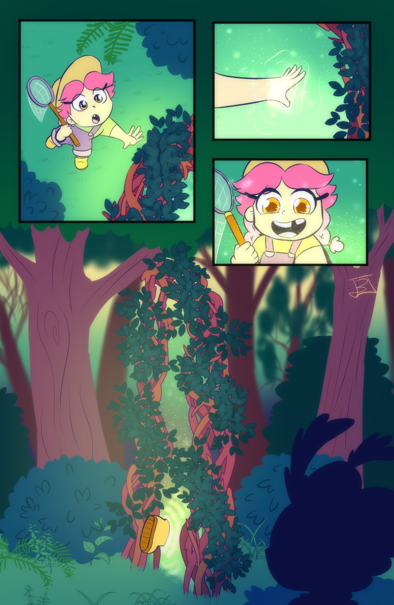 Ch 3: A Winkle in Time - Page 3