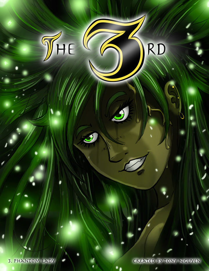 Chapter 3 Phantom Lady