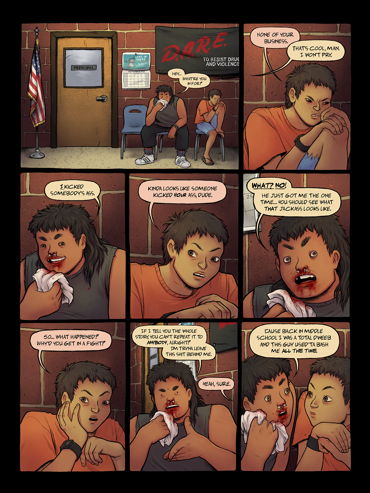 Book 2 Page 1