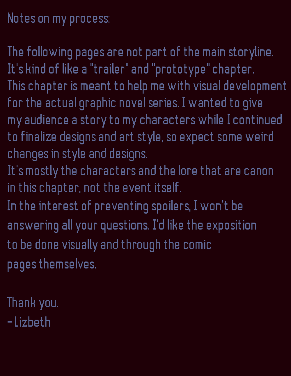 PC Notes