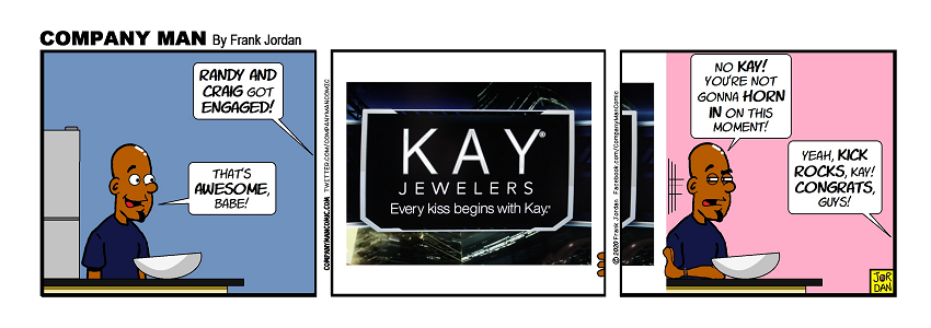 Where there's a will, there's a Kay!