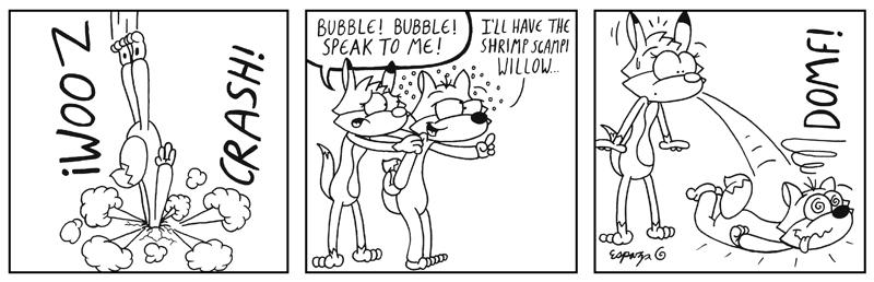 STUNT FOX!!!  PT. 14 (BF #630)