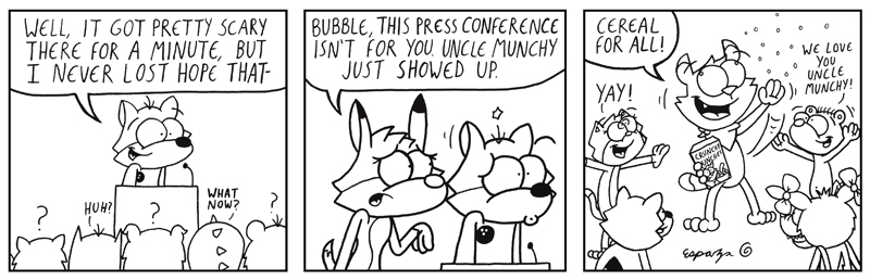 STUNT FOX!!!  PT. 15 (BF #631)