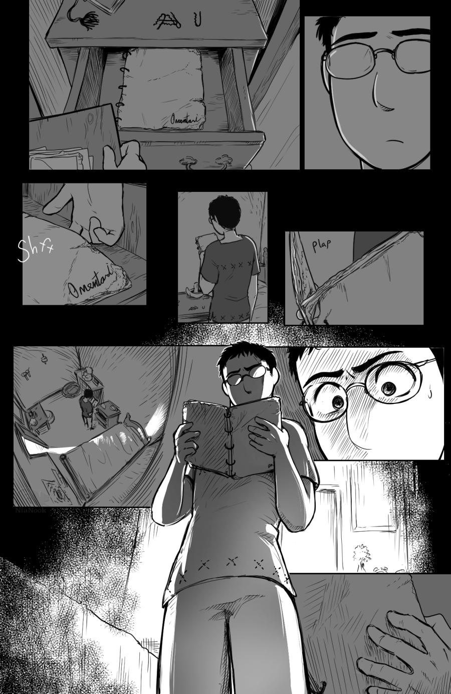 Page 18 (Book 6)