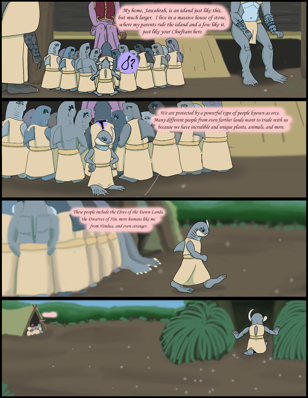 The Wide Ocean - Page 167