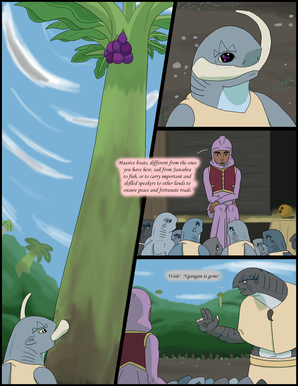 The Wide Ocean - Page 168