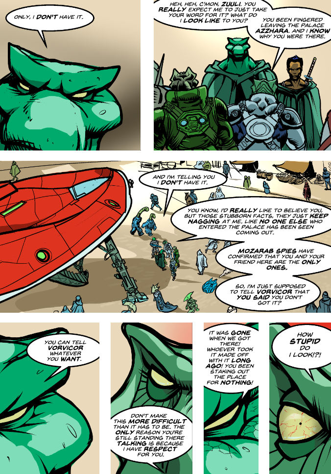 Prince of the Astral Kingdom chapter 2 pg 29