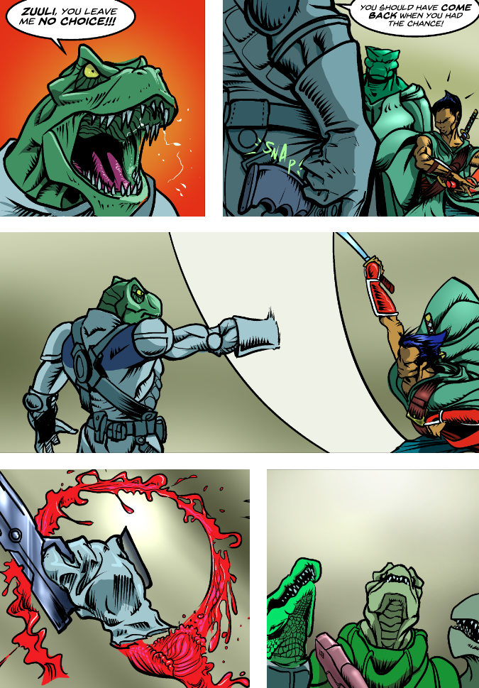 Prince of the Astral Kingdom chapter 2 pg 30