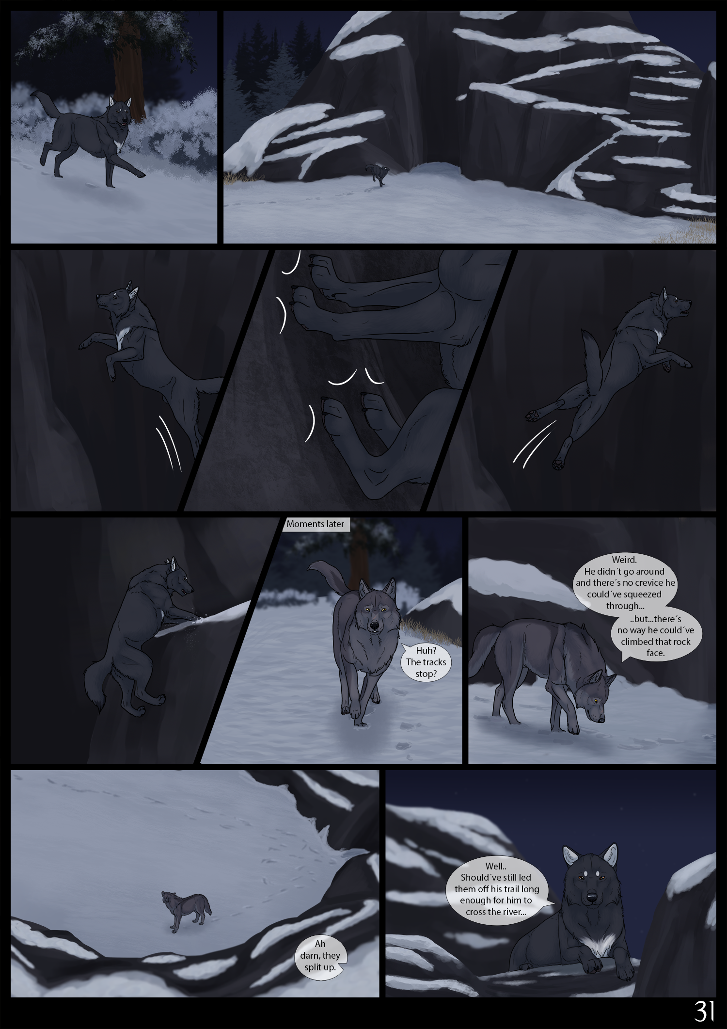 The Wolves of Chena Page 31