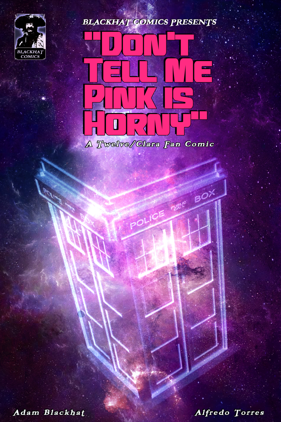 """Don't Tell Me Pink Is Horny?"""