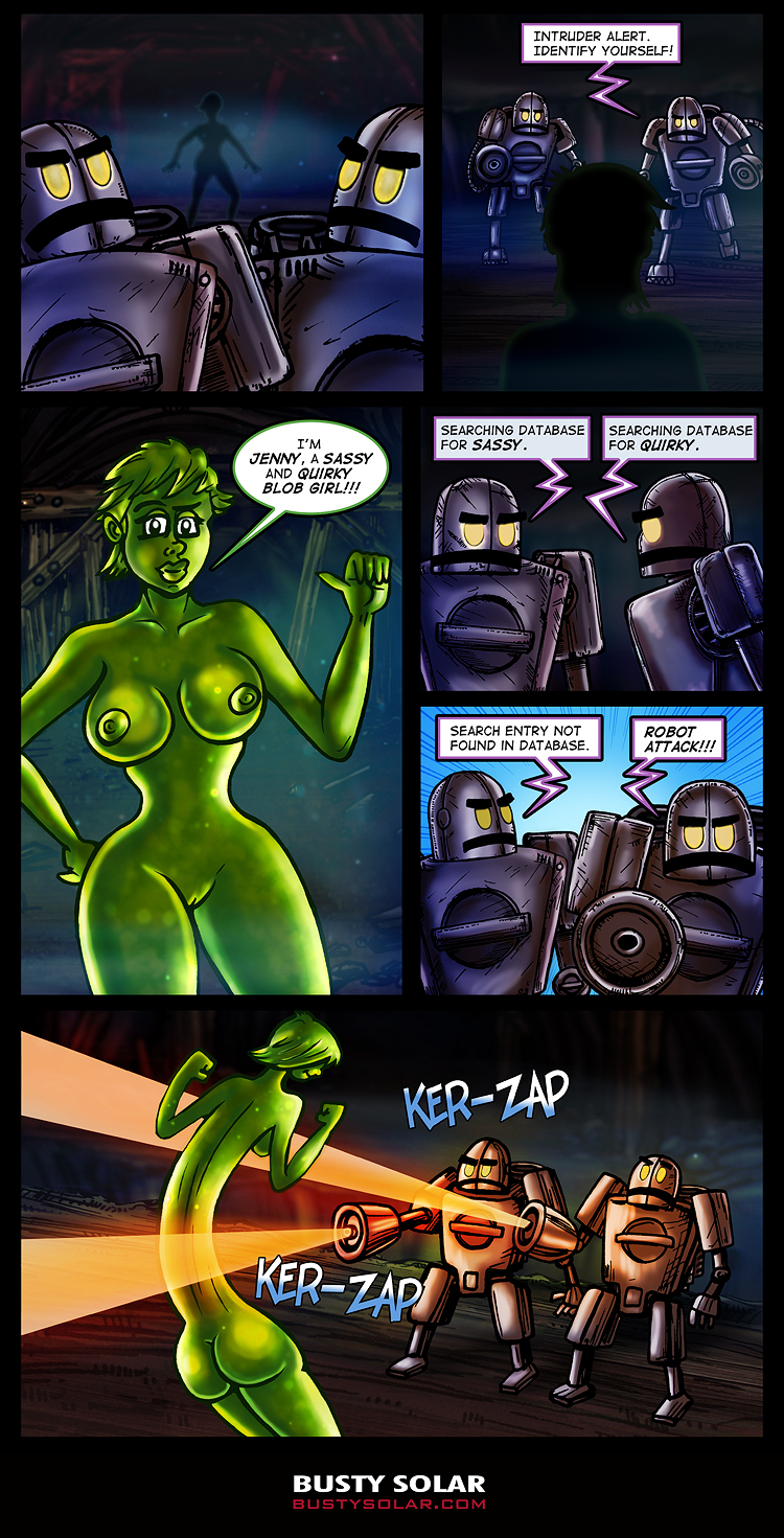 Page 293 - Who's that Girl?