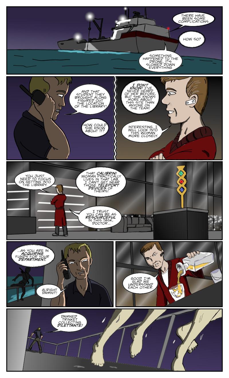 Cryptida: Return to Atlantis 04