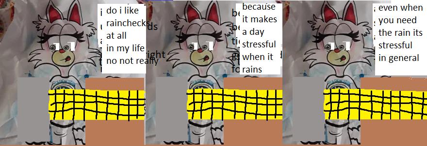 raincheck comic