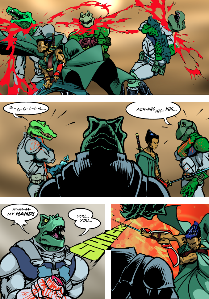 Prince of the Astral Kingdom chapter 2 pg 31