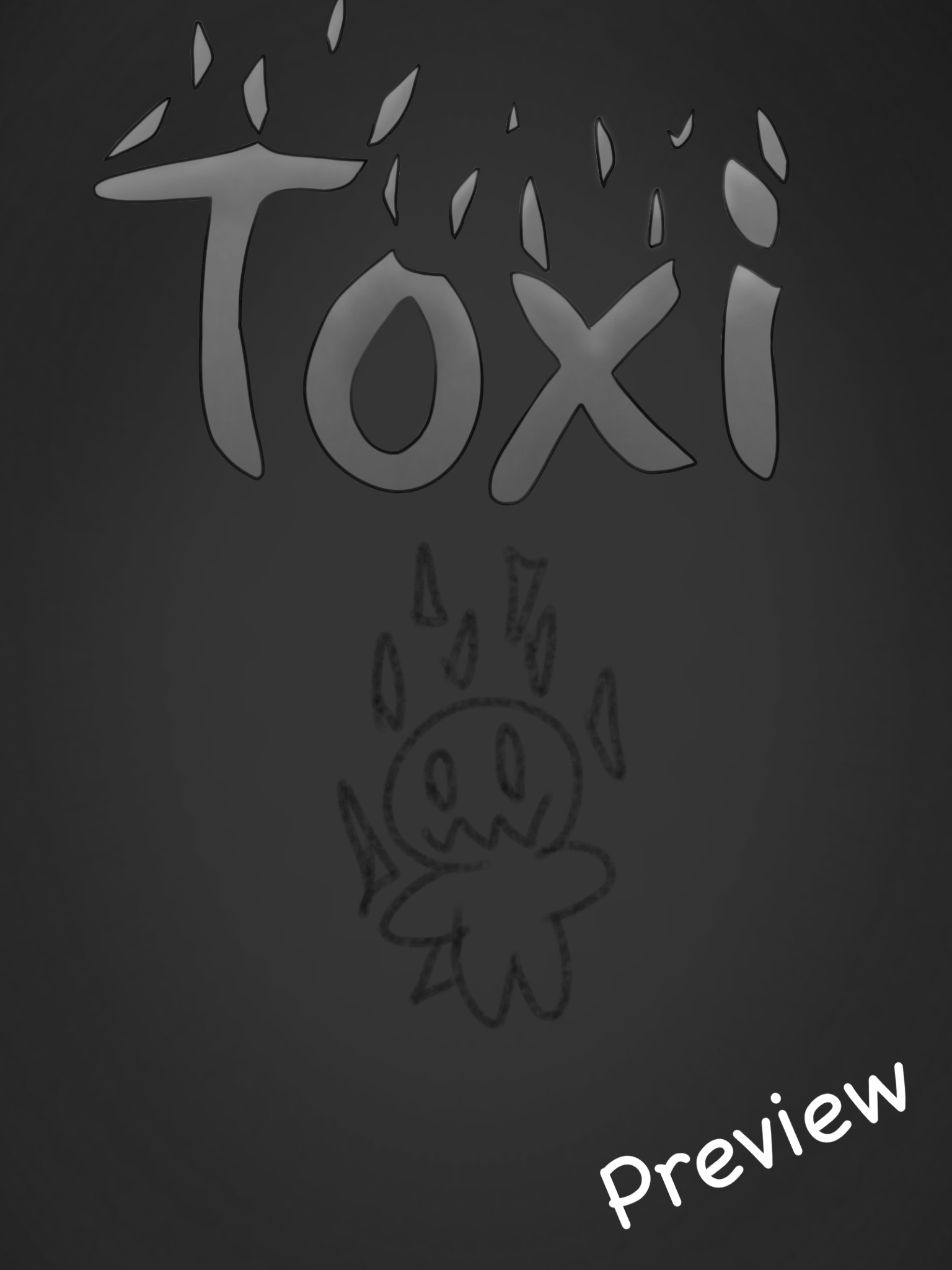 Toxi: cover page