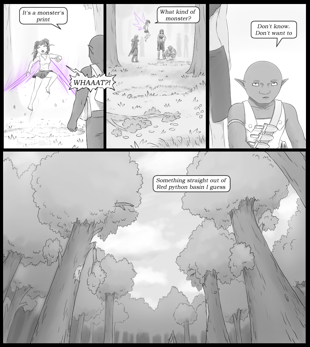 Page 58 - a Creature Not from These Parts