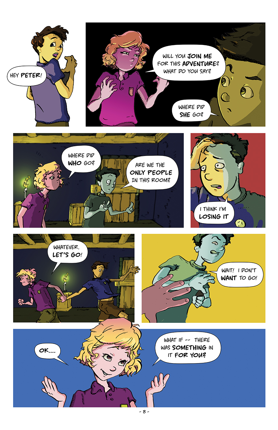 Issue 6, Page 8