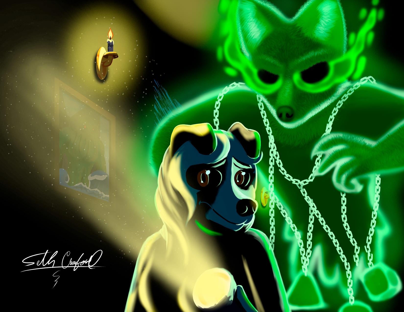 Guest Art: Iron Horse Comics