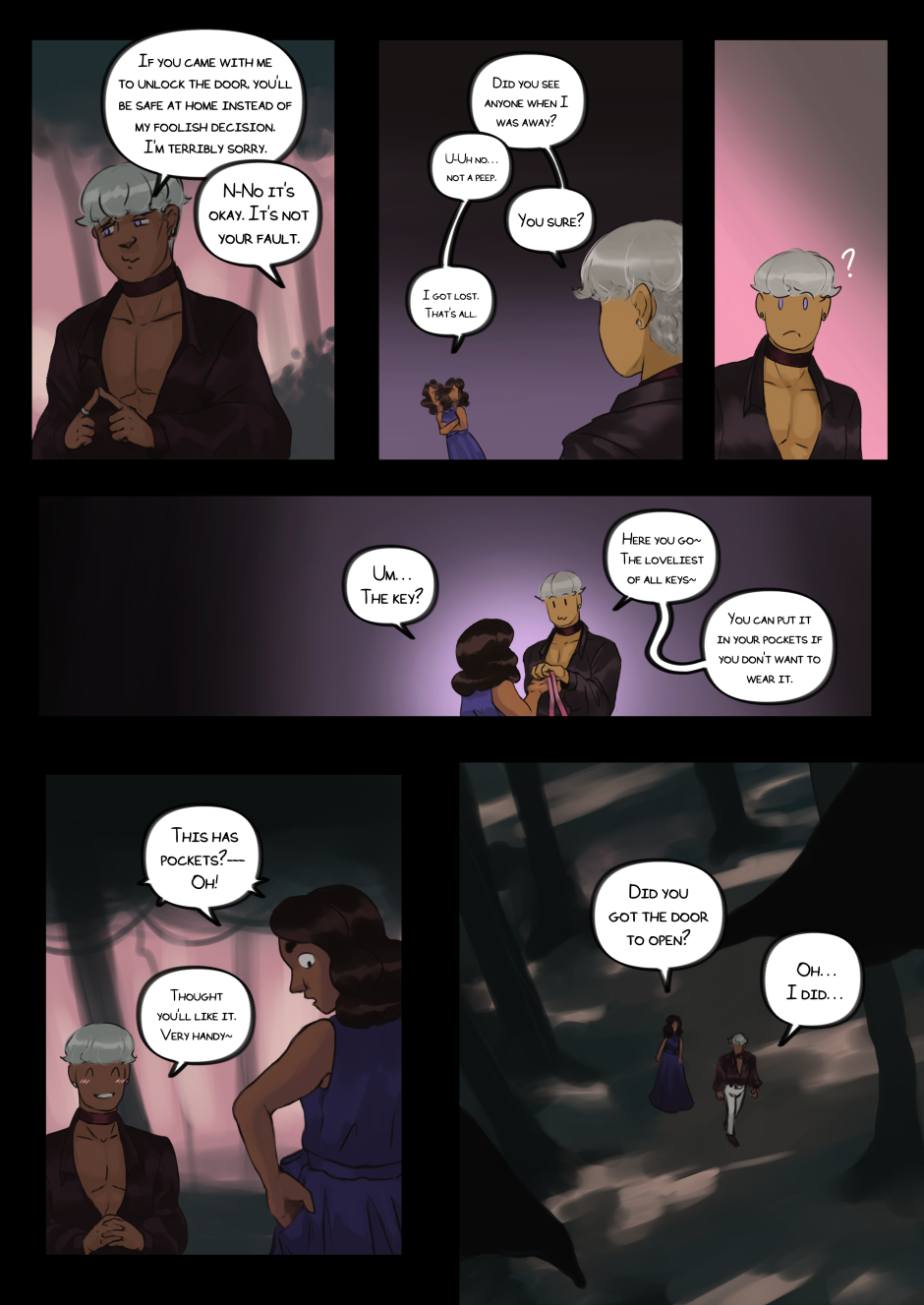 Entice Me [Part III] | Page 7