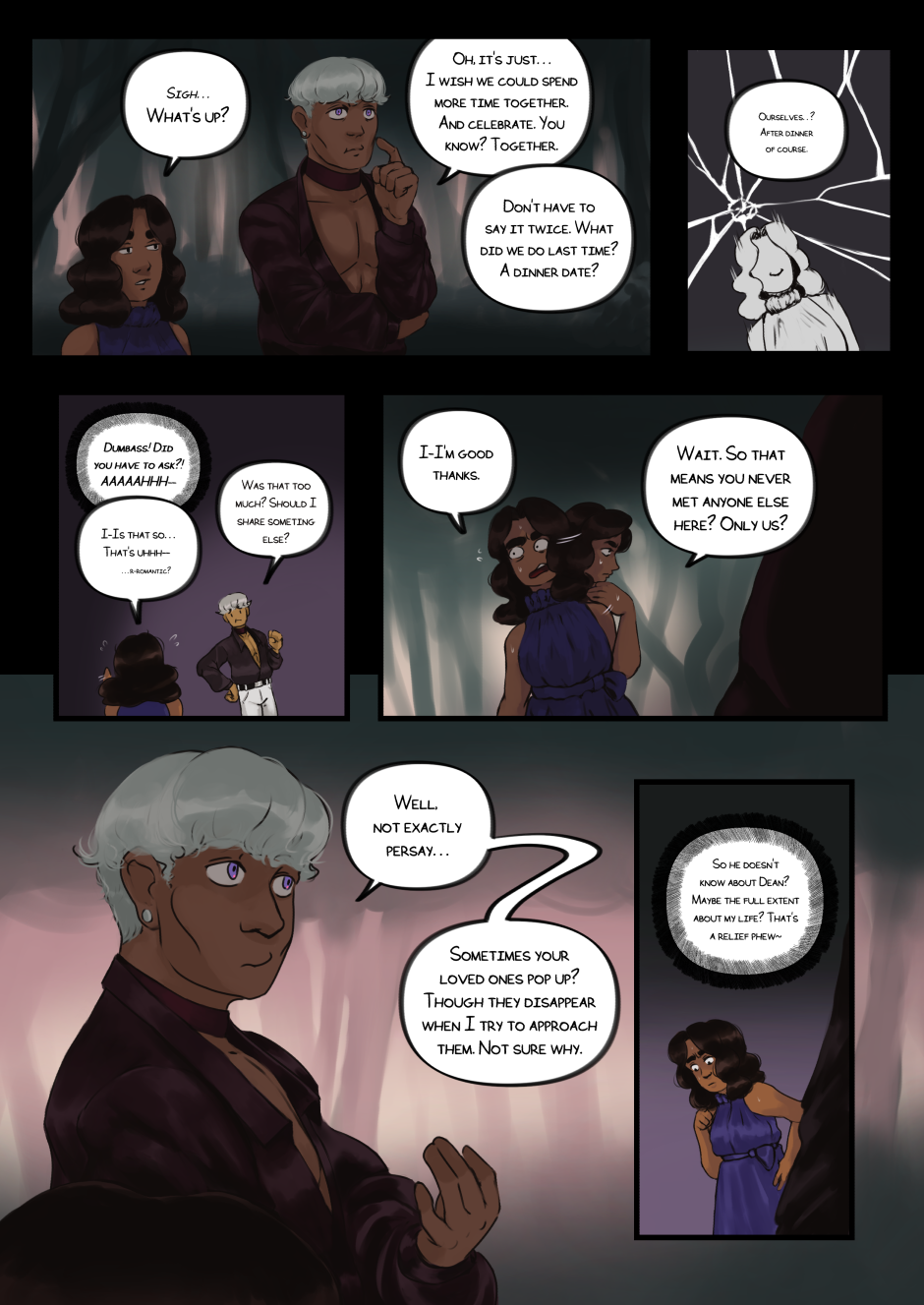 Entice Me [Part III] | Page 8