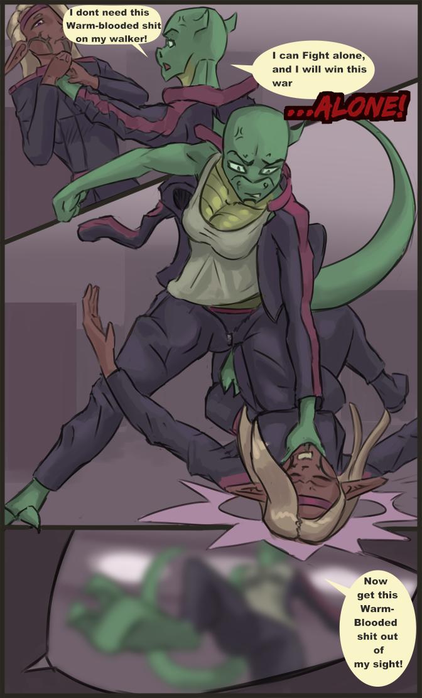 00-6 Lizard Rage