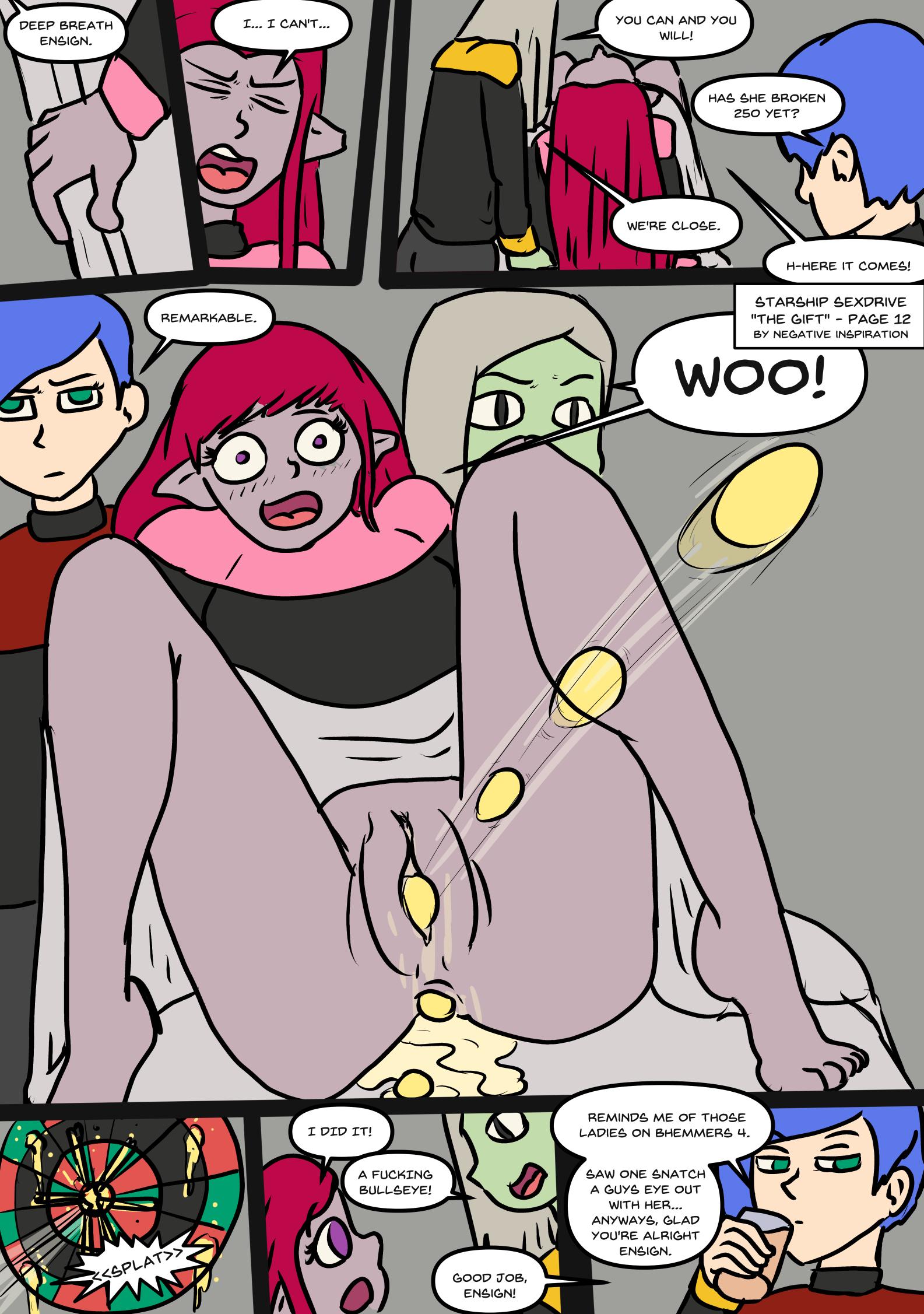 Starshipsexdrive - Page 12