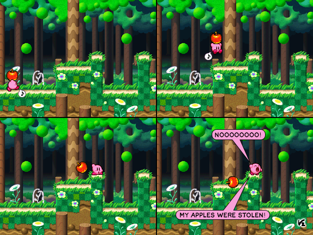 The Thieving Kirbies - Pt. 2