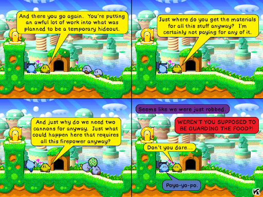 The Thieving Kirbies - Pt. 3