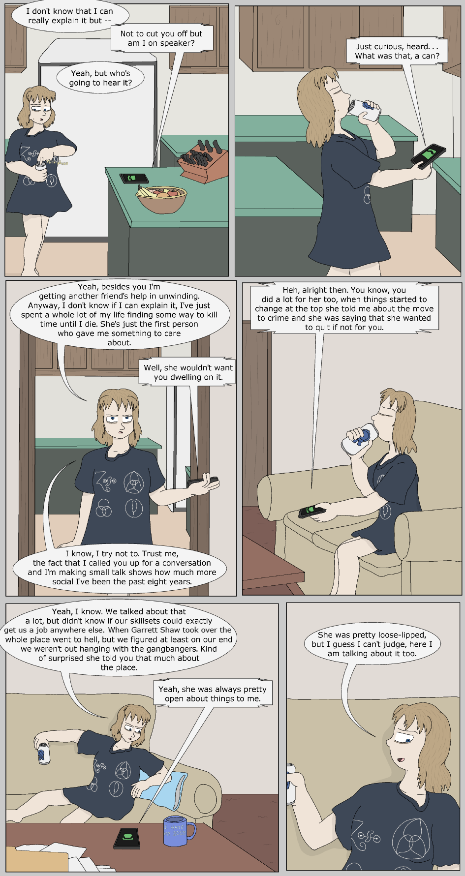 The Fast Life, Page 12
