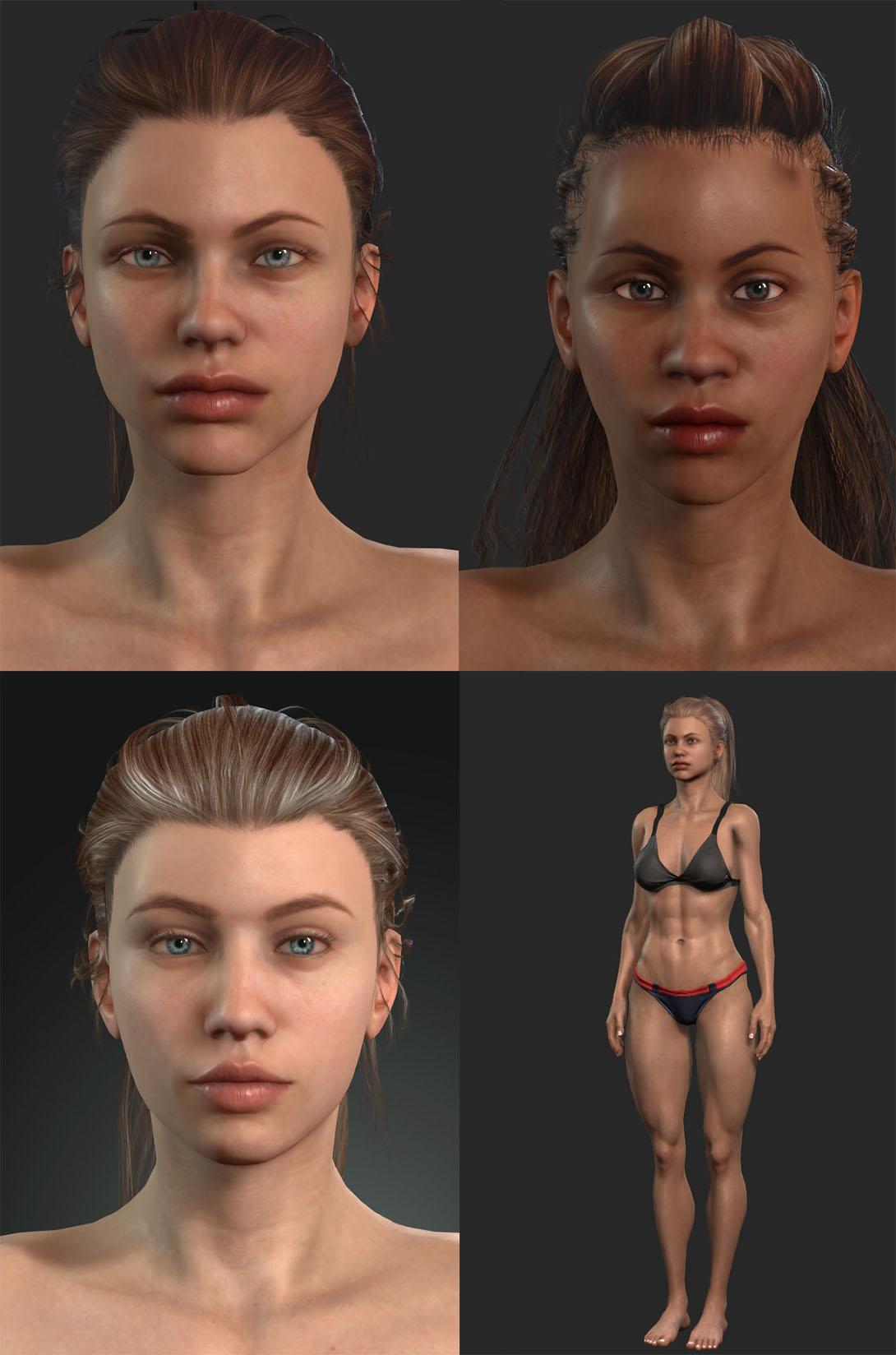 RPG Game Character Creator