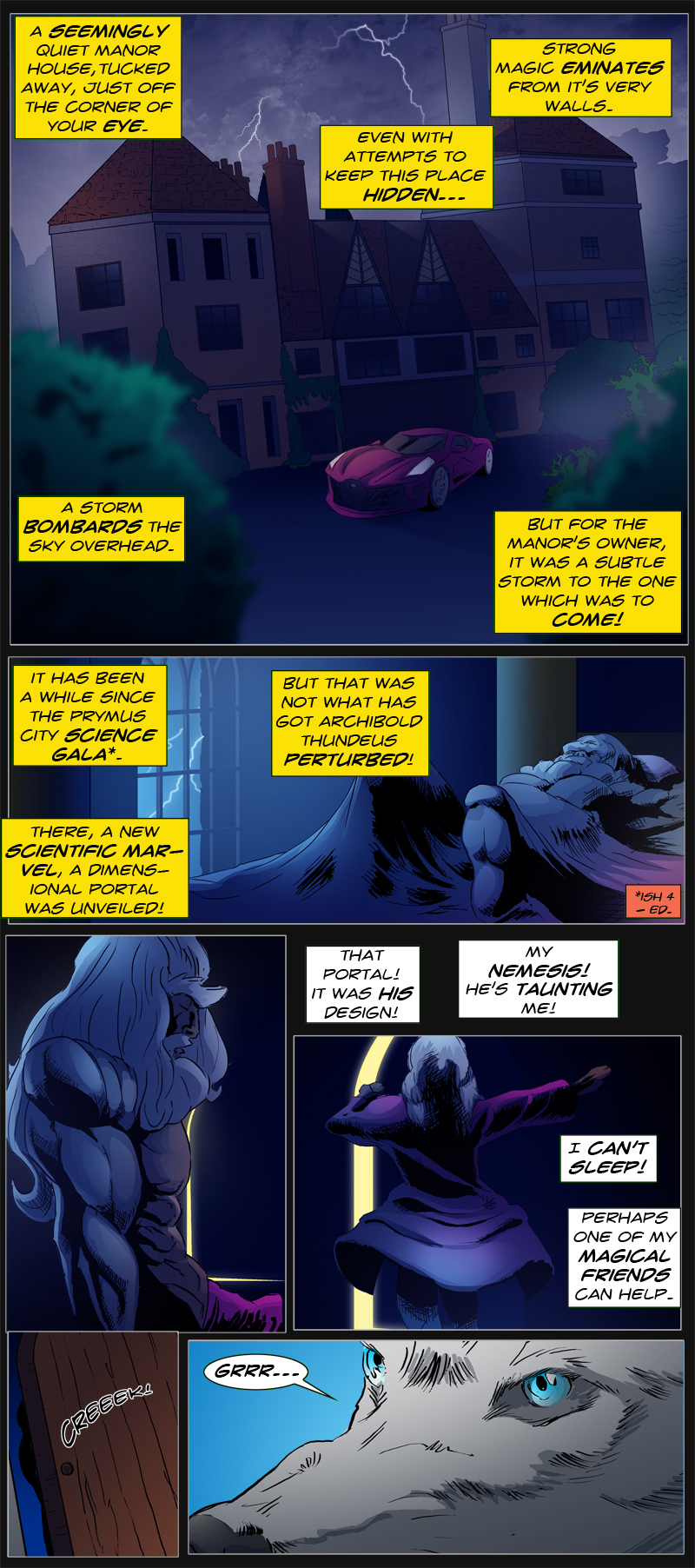 HOTWAB Issue 9 Page 1