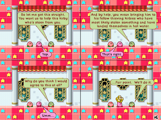 The Thieving Kirbies - Pt. 11