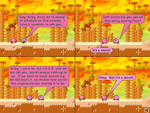The Thieving Kirbies - Pt. 12