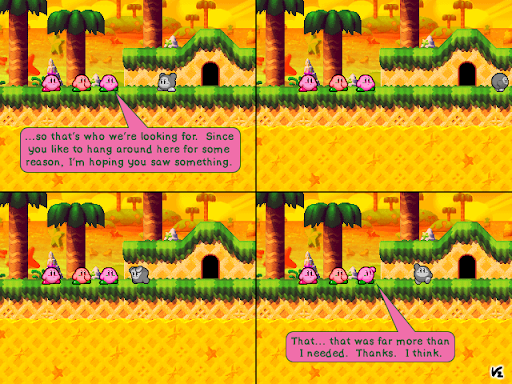 The Thieving Kirbies - Pt. 14