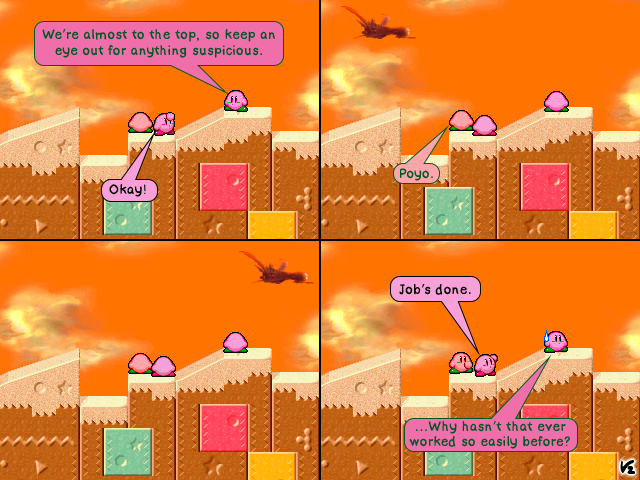 The Thieving Kirbies - Pt. 16