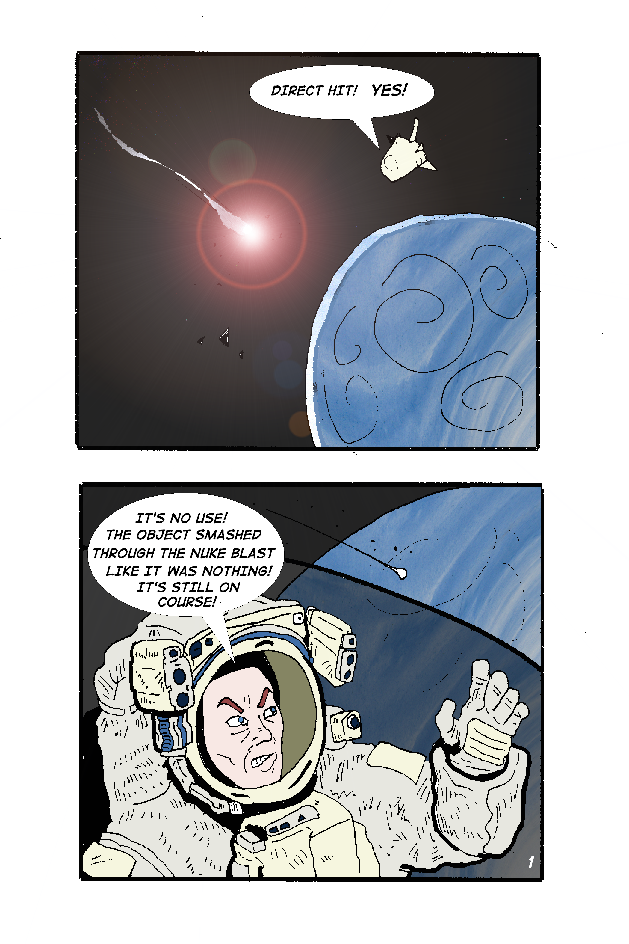 Operator Syndrome Page 1
