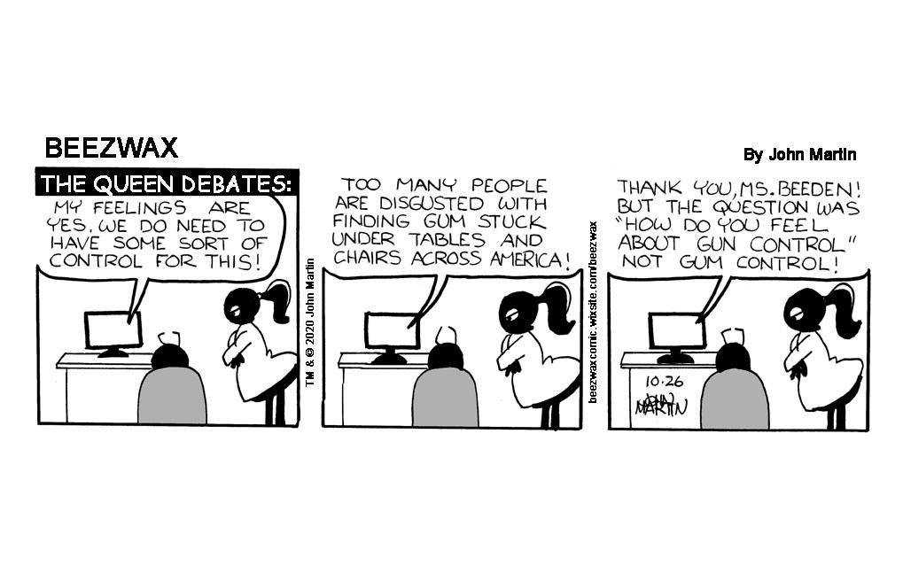 Queen Debates
