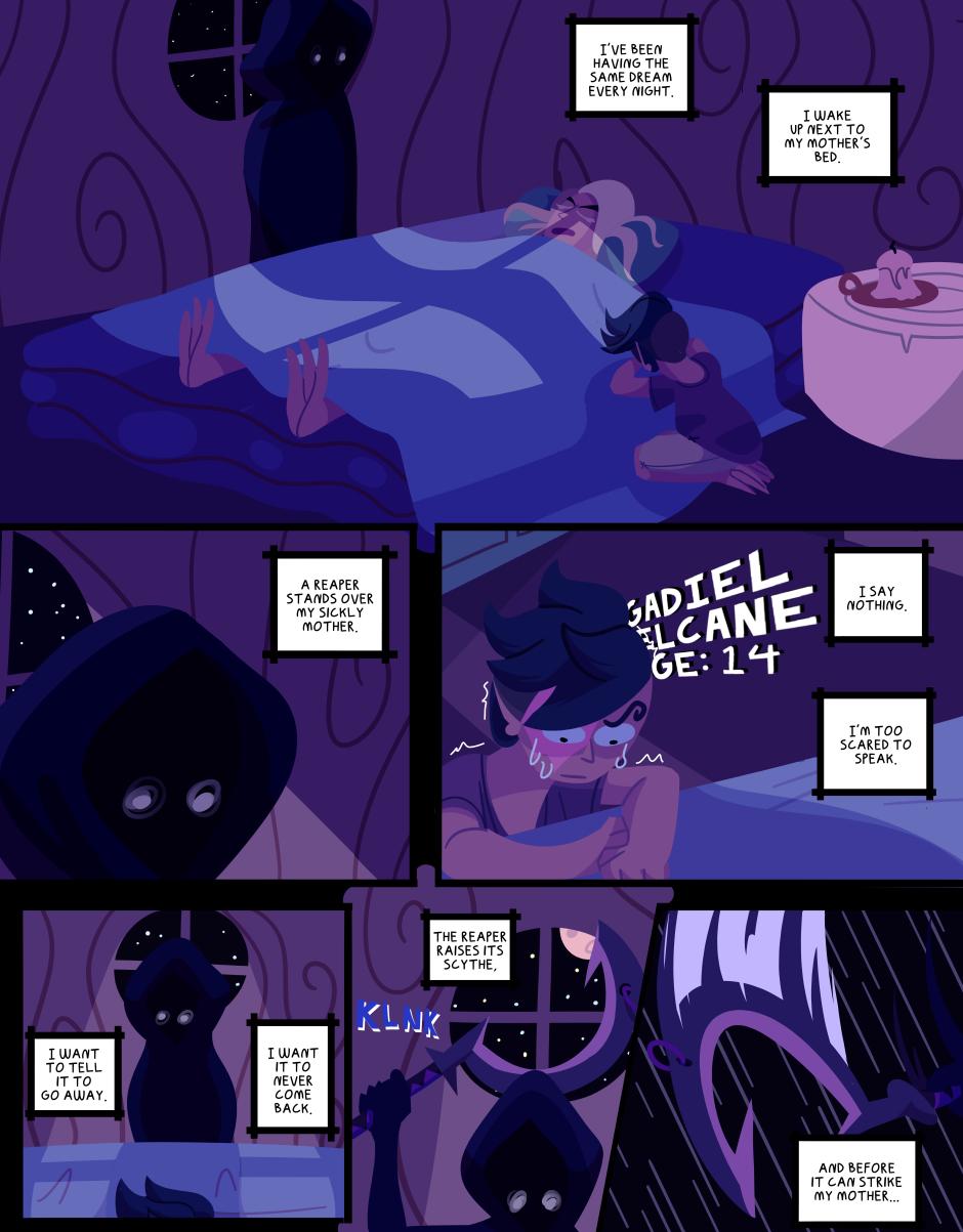 Interlude 1 - Page 1
