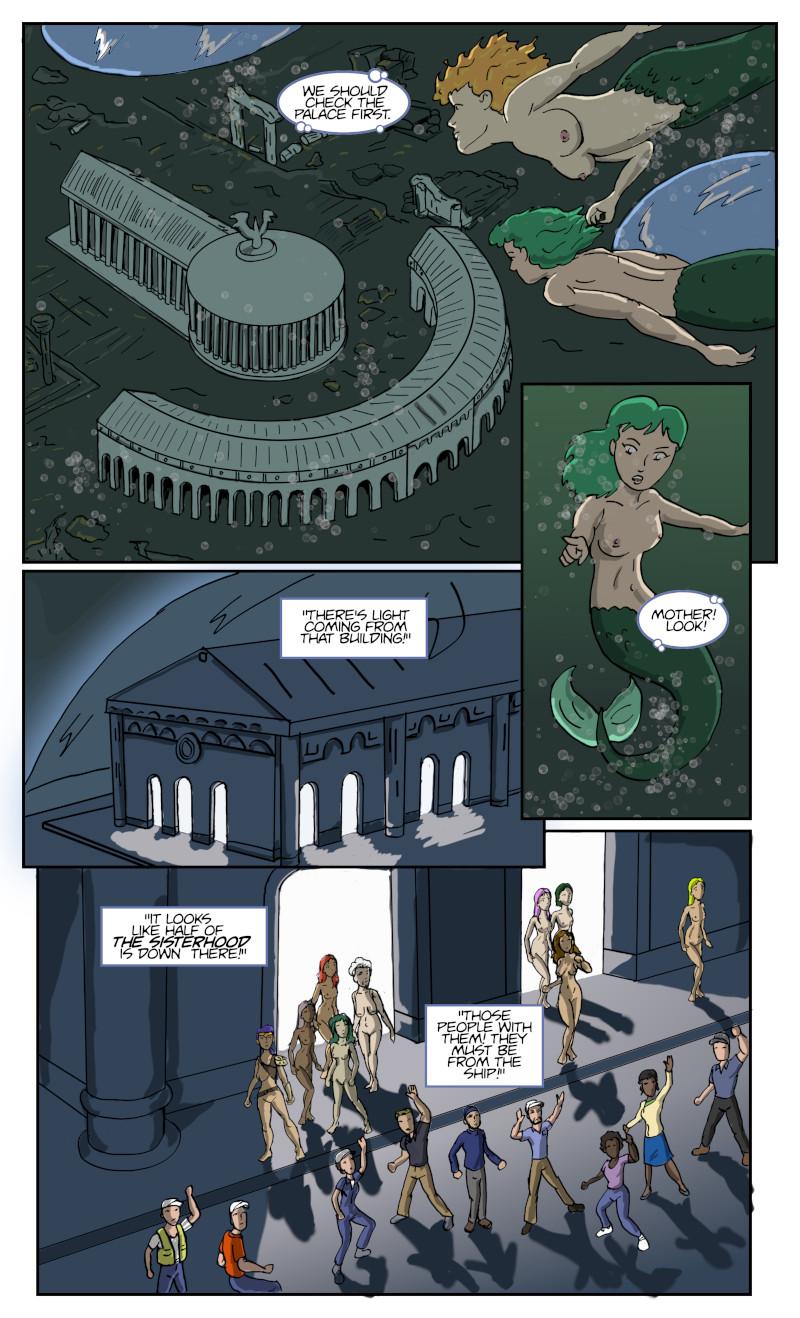 13- Atlantis in sight
