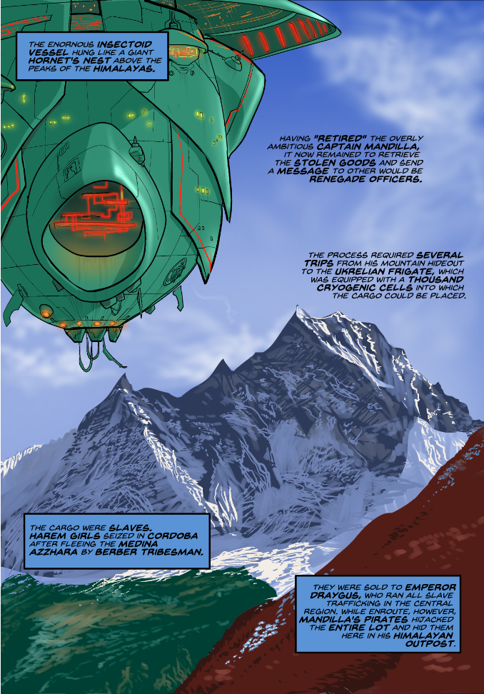 Prince of the Astral Kingdom chapter 2 pg 37