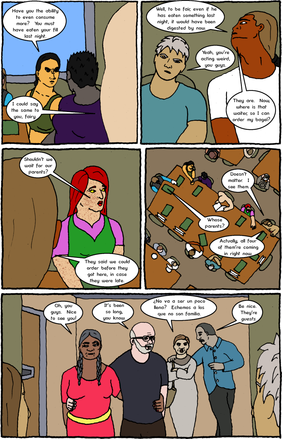 Page 5: issue 16 - Aggravations