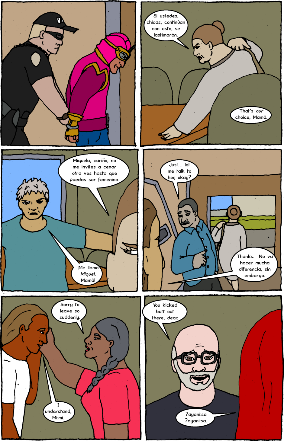 Page 15: issue 16 - Aggravations