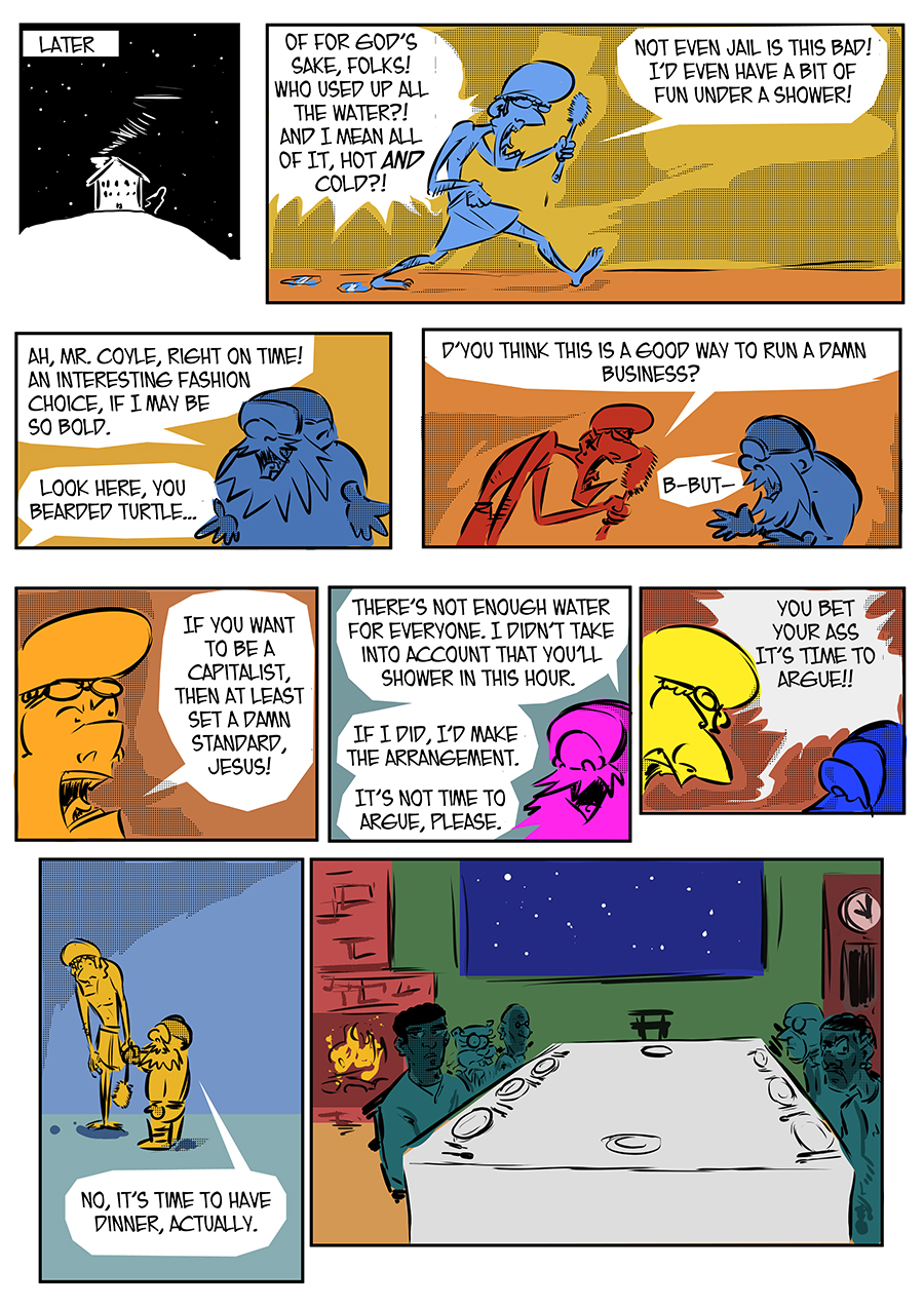 The Cabin Syndrome 10
