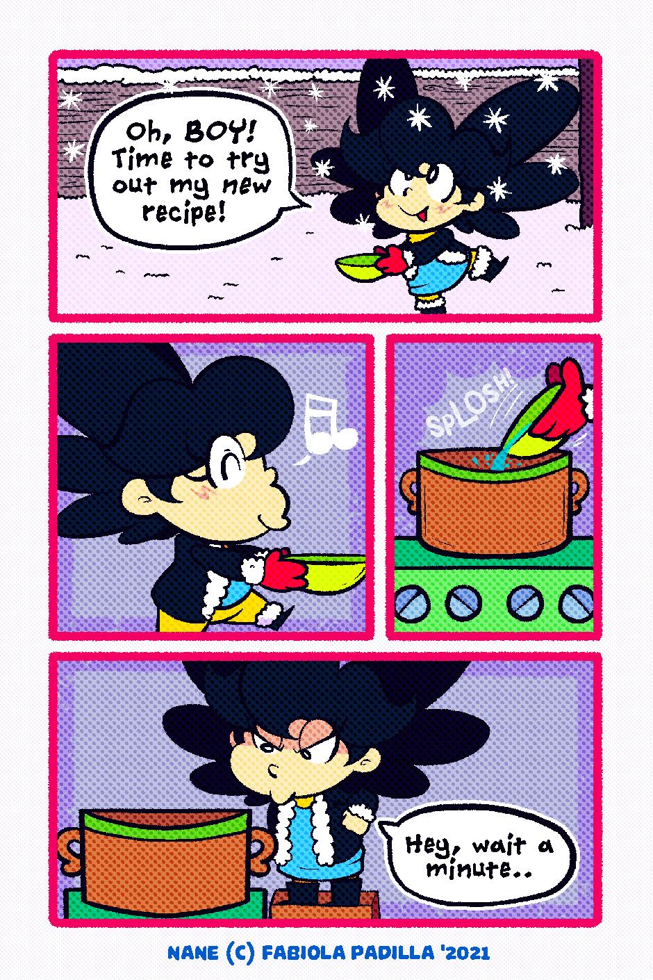Snowflake Soup