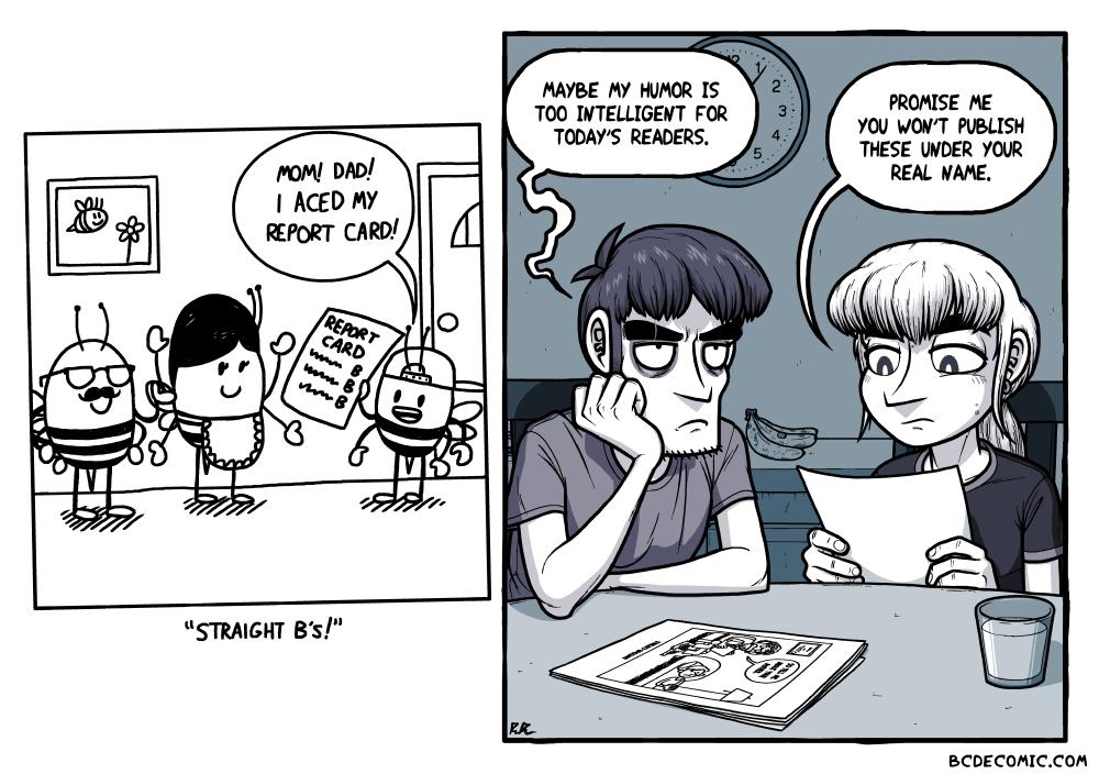On Making Comics, Pt. 4