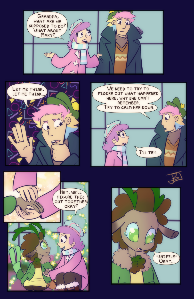 Chapter 5: Affection Starved - Page 2