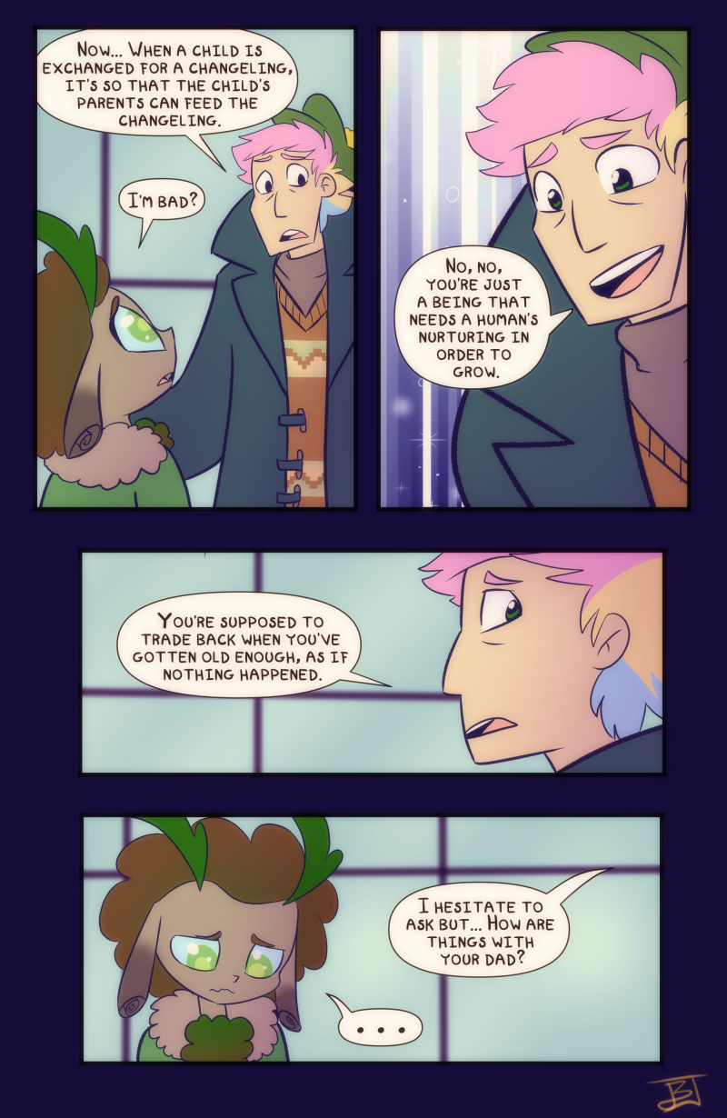 Chapter 5: Affection Starved - Page 3